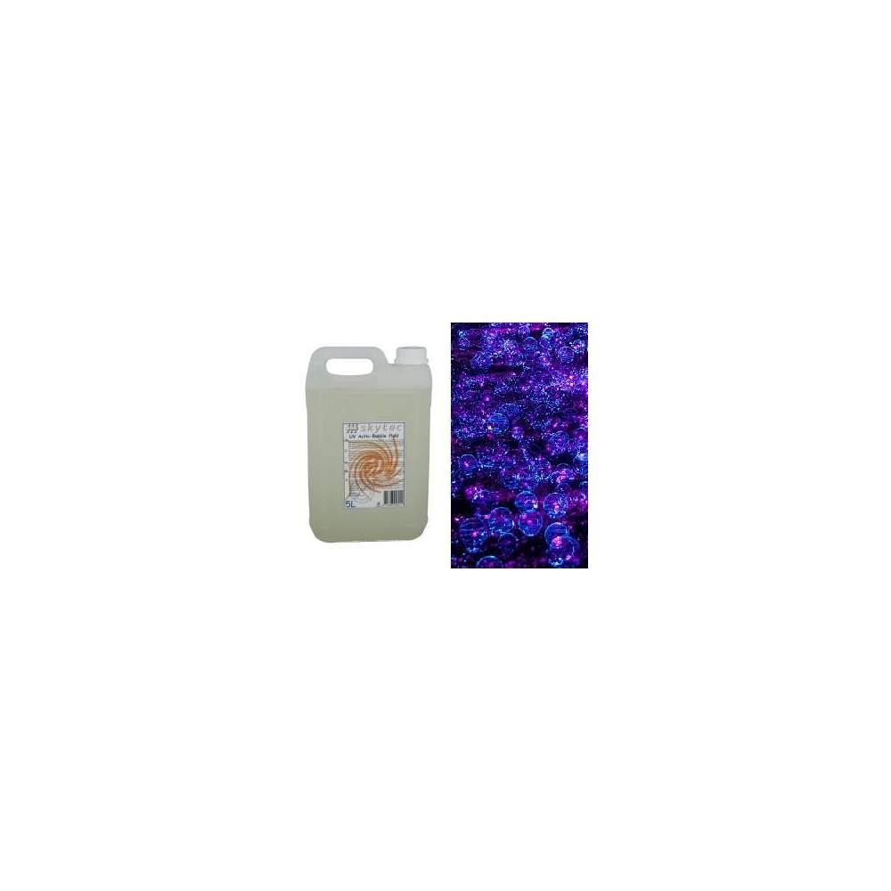 Líquido de burbujas UV 5l - Formato de 5 litros