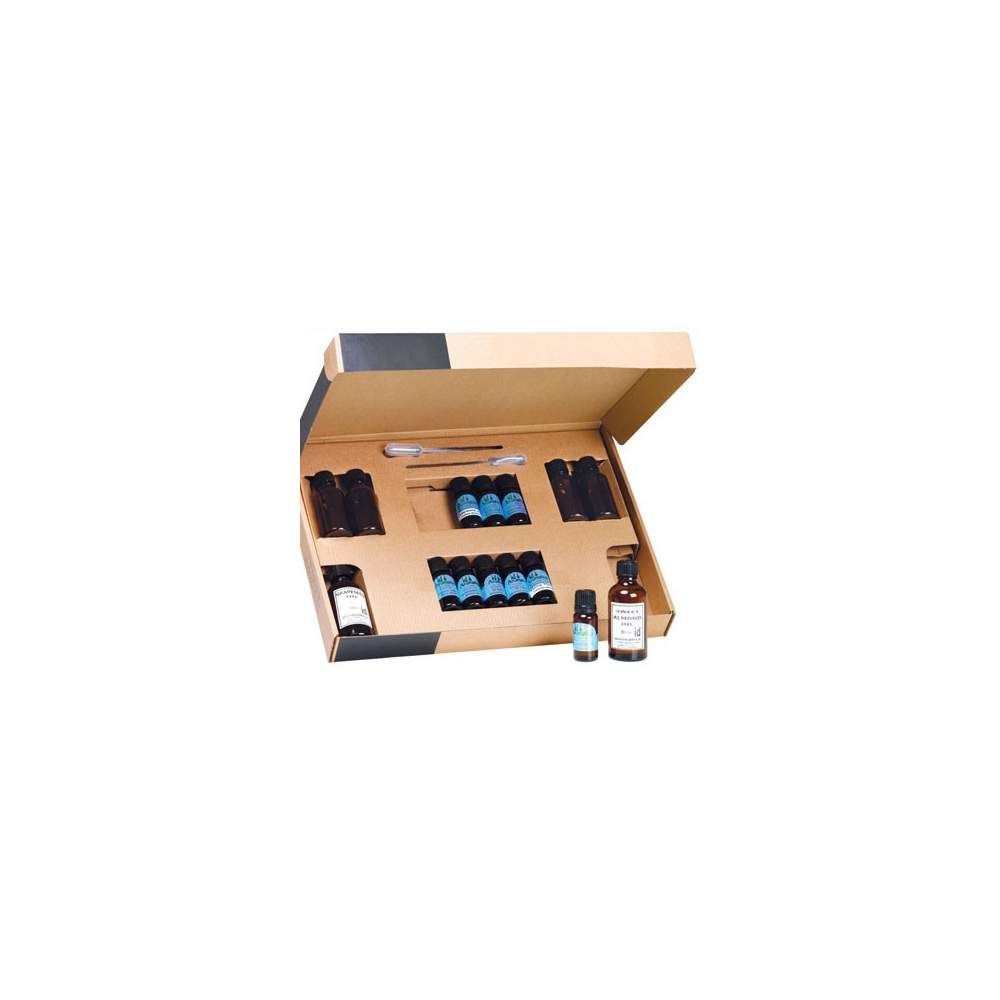 Complete aromatherapy starter kit