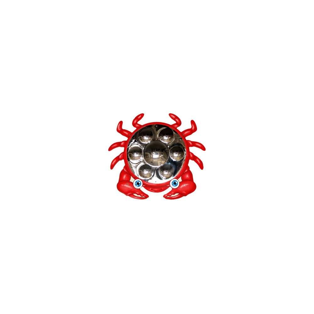 Miroir de crabe Panel