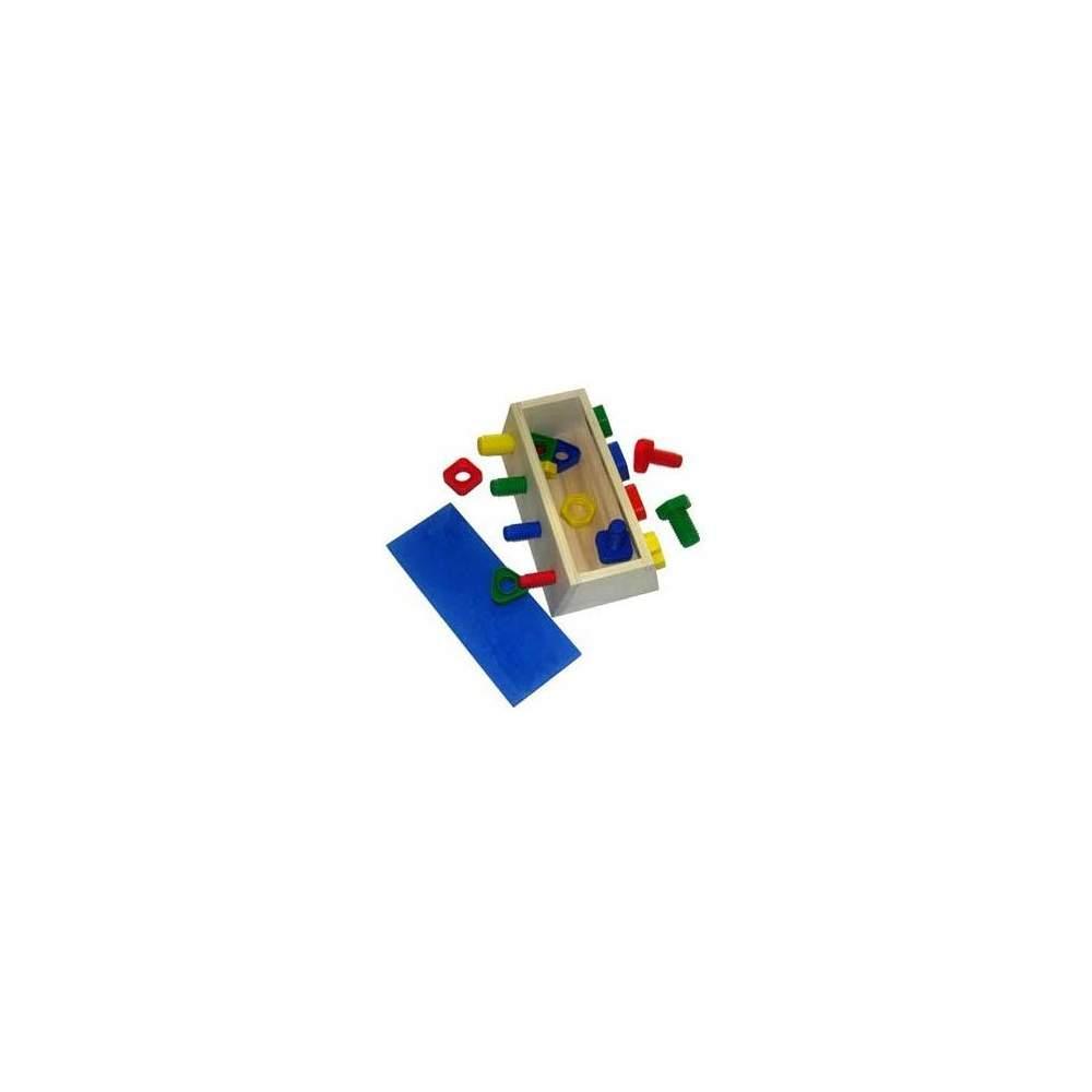 Boîte pour connecter et déconnecter