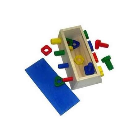Box para ligar e desligar