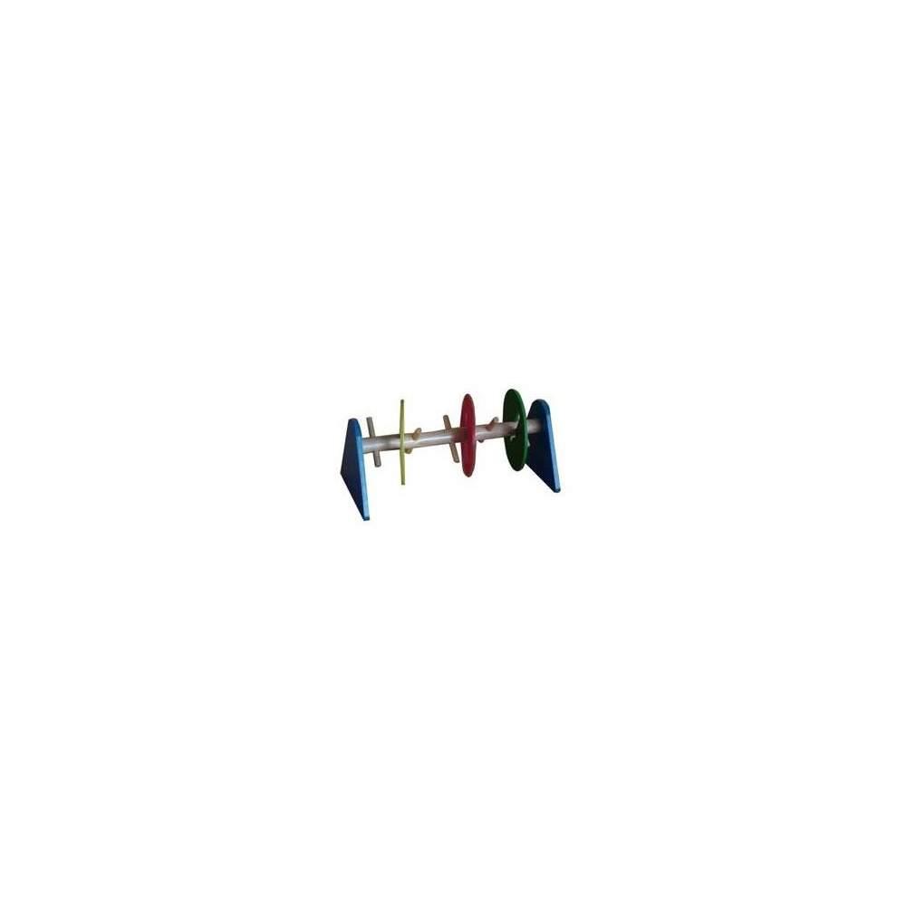 horizontal pin - Looping 34 x 15 x 15 cm