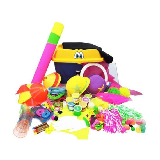 Activities trunk blacklight -