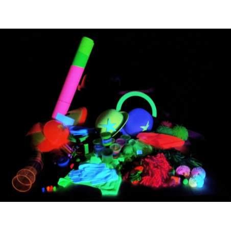 Activités tronc blacklight