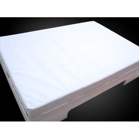 cama de casal água vibroacústica