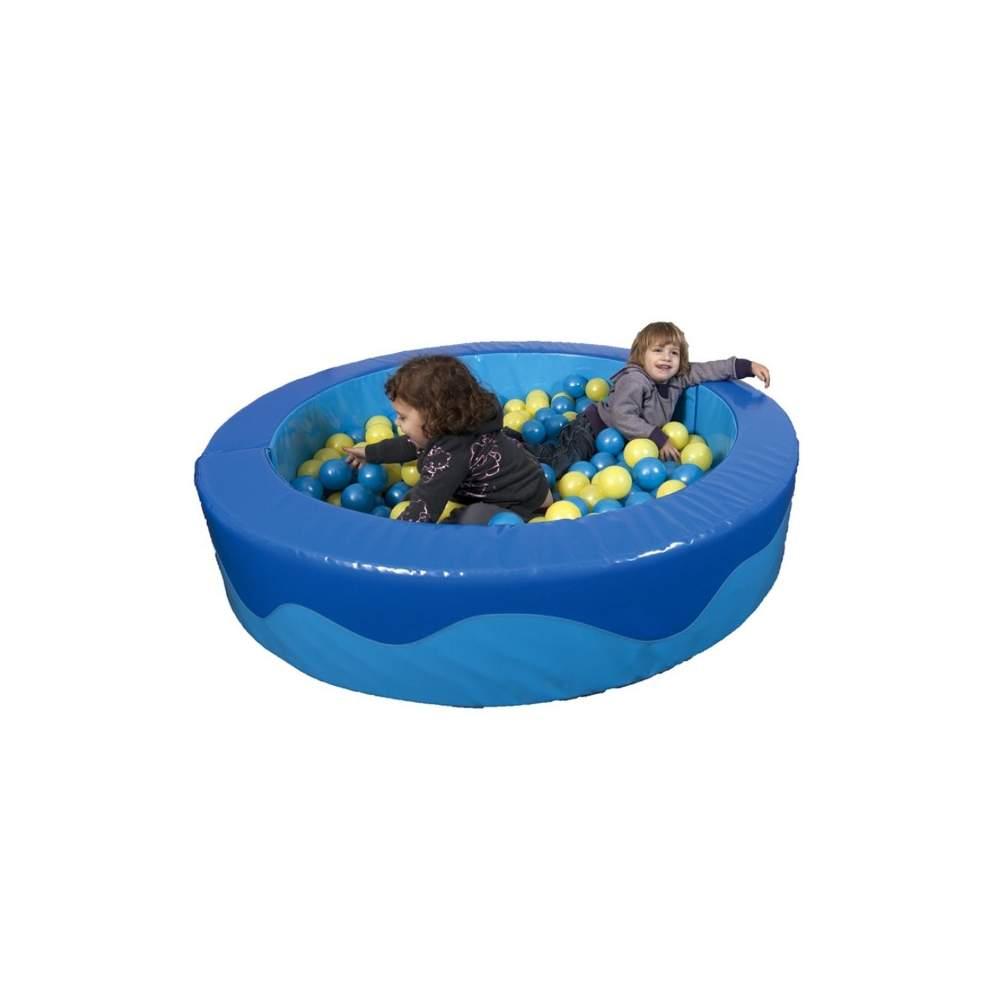 Piscina de bolas redonda - Piscina de bolas circular