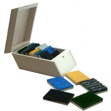Box tactile