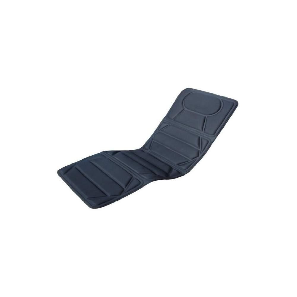 Colchoneta de vibromasaje pequeña - Colchoneta de 165 x 60 con 5 modos de masaje