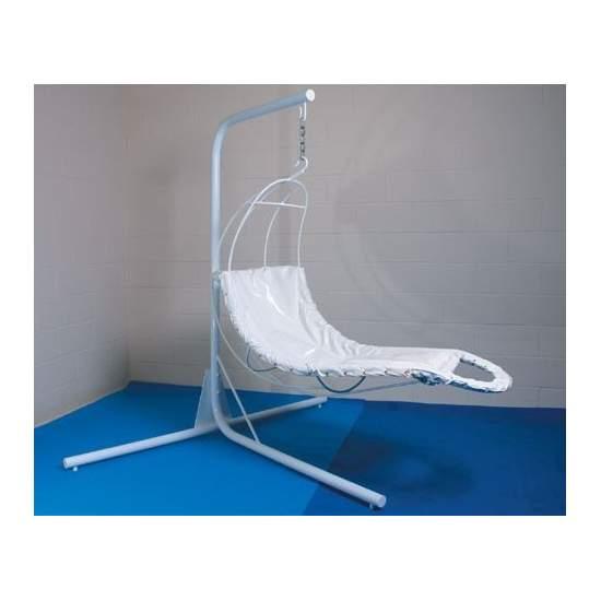 Soporte para hamaca hoja - Leaf chair - Soporte para colgar del techo la hamaca tipo hoja