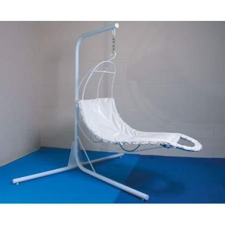 feuille de Hammock - Chaise Feuille avec support