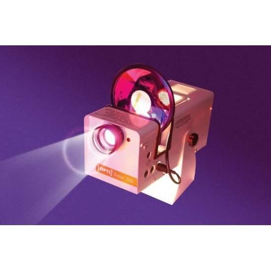 """Proyector Solar 250 - Proyector para discos de 6"""""""