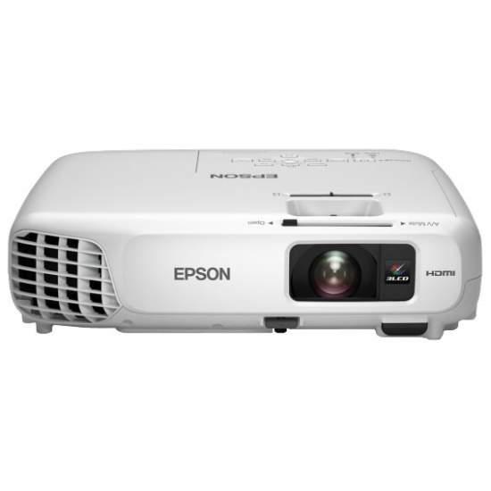Epson eb-s18 - 3LCD 3000 lumens SVGA projector