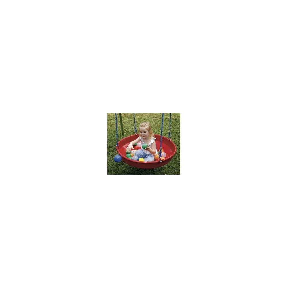Columpio cuenco - Columpio de cuenco de 79 cm