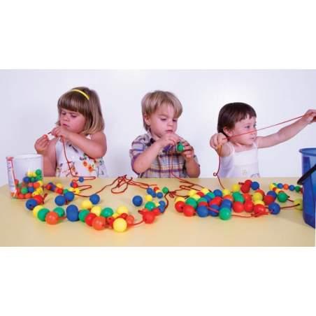 ensartables bolas de 30 mm