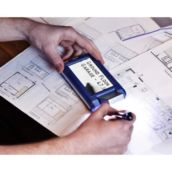 """Quicklook 2Go - Lupa digital con LCD táctil de 4.3"""" y 2 cámaras lectura-escritura y central"""