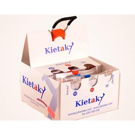 Soporte para muletas y bastones Kietaky