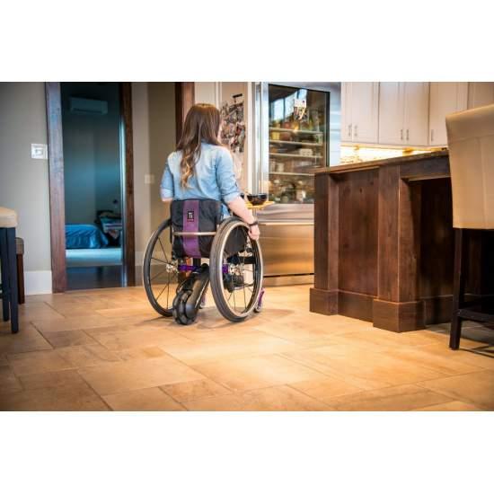 FAUTEUIL ROULANT SmartDrive MX2 Motor - Rencontre avec le nouveau modèle SmartDrive MX2, le système de propulsion électrique pour fauteuil roulant utilisateurs qui vont changer votre vie.