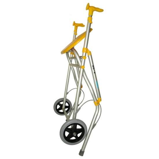 Andador maior ARA E -  A ARA-E é o walker walker com assento largura média interior de 58,5 cm.