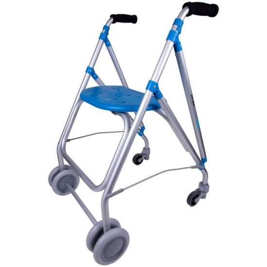 Andador de aluminio para ancianos ARA-PLUS - Andador de aluminio para ancianos ARA-PLUS