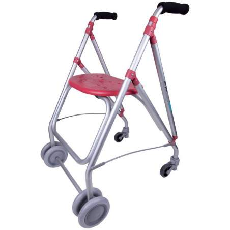 Aluminium marchette pour les personnes âgées ARA-PLUS