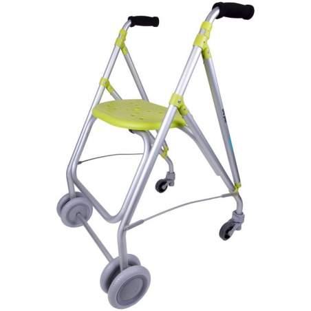Andador de aluminio para ancianos ARA-PLUS