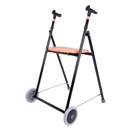 Walker with Air-On seat