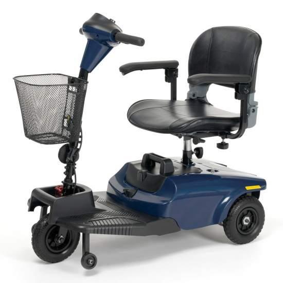 3 rodas scooter de Antares