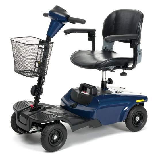 4 ruote dello scooter Antares -  4 motorino elettrico ideale per le ruote interne ed esterne ..