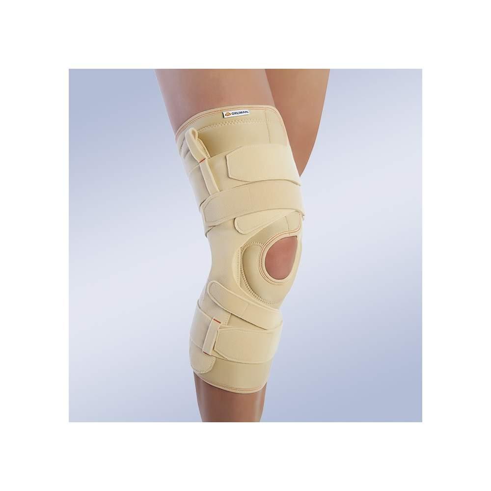 GINOCCHIO varo-valgo ginocchio osteoartrite GONARTEC PER 6121 -  Realizzata in tessuto traspirante ginocchio elastico brace materiale a tre strati. Realizzato in 3 strati che sono divisi in una base elastico tessuto in microfibra,...