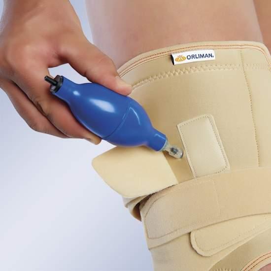 KNEE varus-valgus knee osteoarthritis GONARTEC FOR 6121
