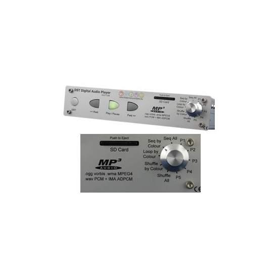 Reproductor de audio digital DST - Activado con cualquier Causa DST