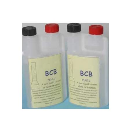Manteniemiento liquid for bubble tube