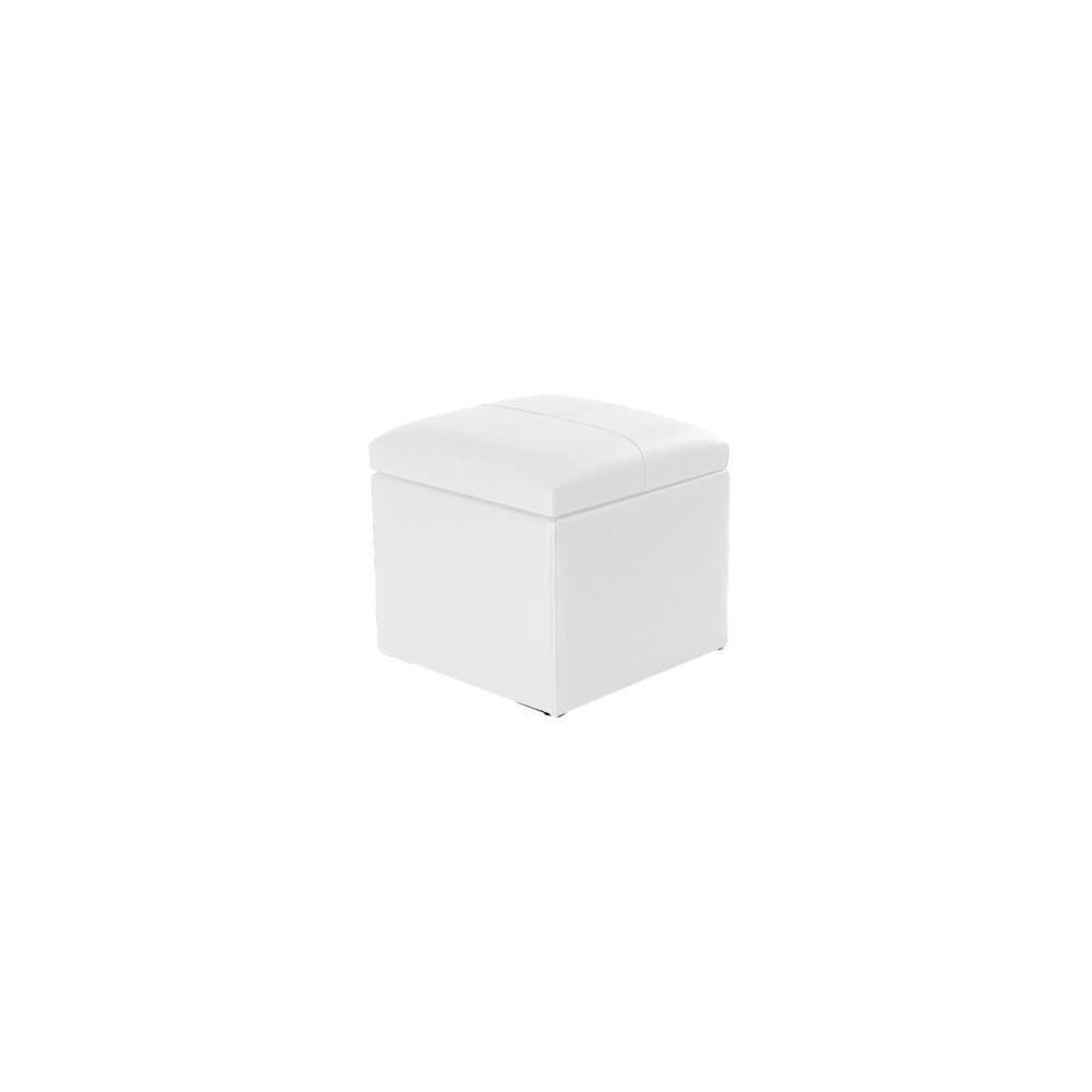 Puff Arcón 45 cm - Arcón acolchado cuadrado de 45cm