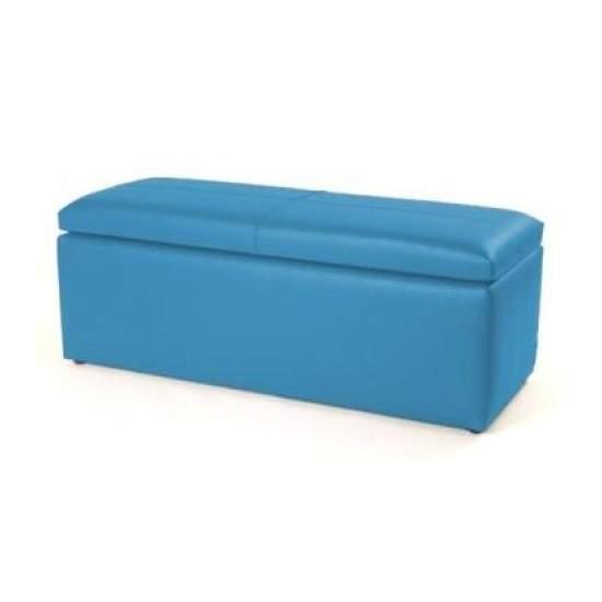 Puff Arcón 120 cm - Arcón acolchado rectangular de 120cm