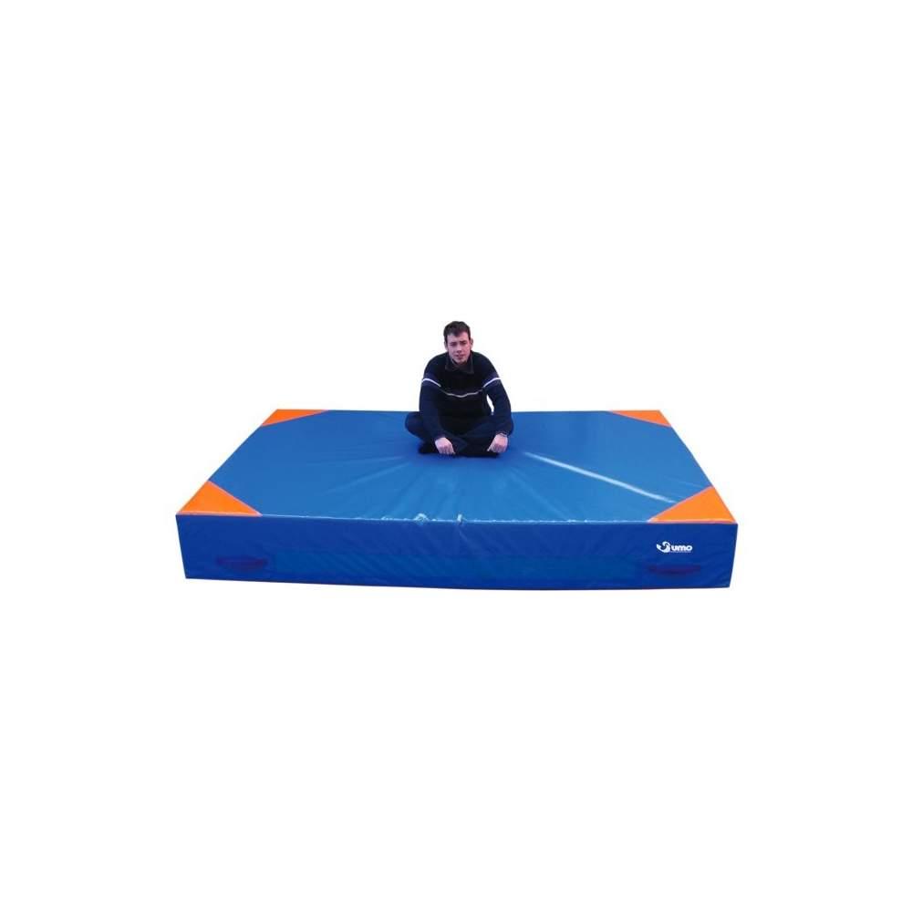 Guardrail mat 30cm thick - Mat 300 x 200 x 30 cm