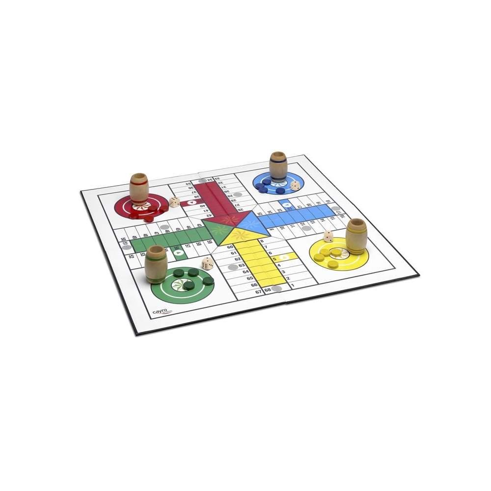 Parchís XXL - El popular juego de mesa pero en tamaño gigante