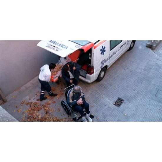 A CRÔNICA PARA PAGAR A ambulância