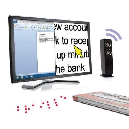 SuperNova lecteur d'écran