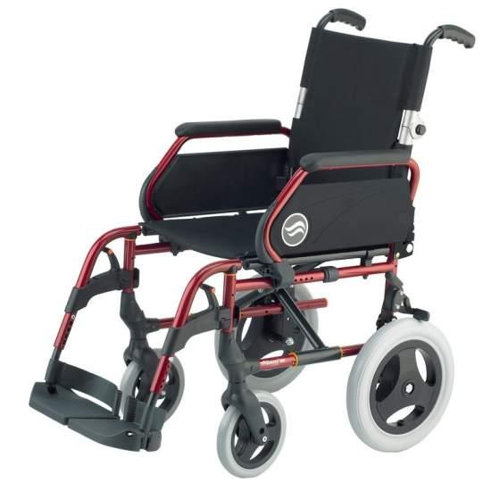 Breezy 250P - partido-backed cadeira de rodas