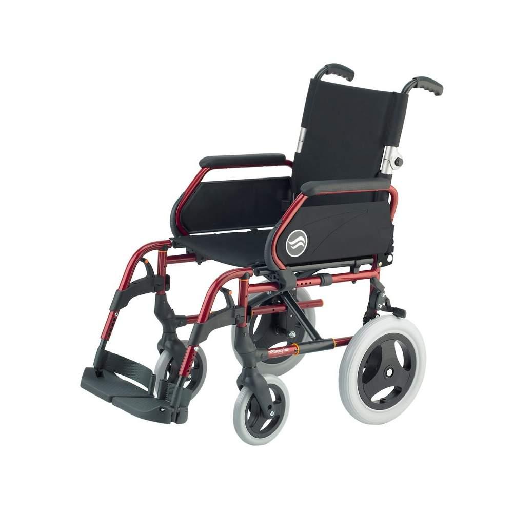Breezy 250P - Silla de ruedas con respaldo partido - Silla de ruedas plegable Breezy 250 de tránsito y respaldo partidoLa silla de ruedas de acero con más modelos y opciones. Y con el mejor servicio