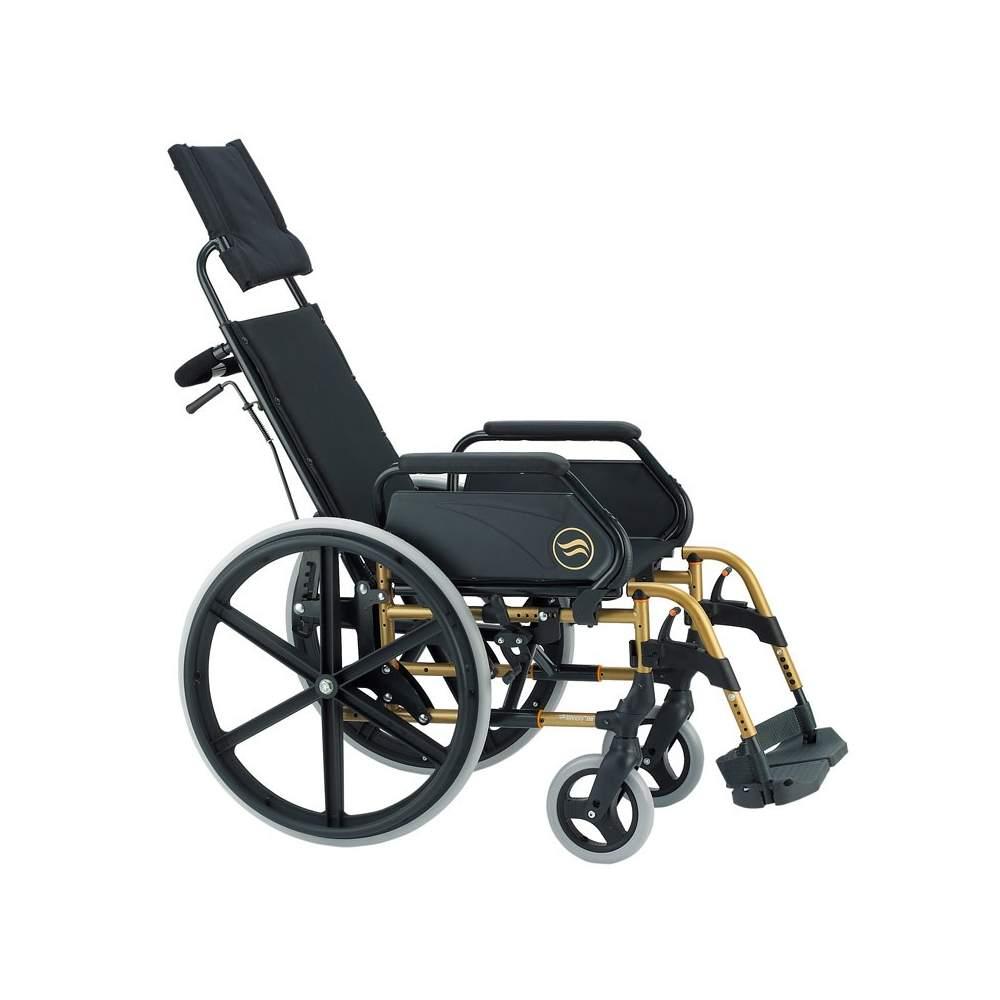 250r breezy chaise roulante autopropulsable et inclinable. Black Bedroom Furniture Sets. Home Design Ideas
