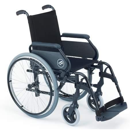 Breezy 250 - pieghevole in acciaio per sedia a rotelle