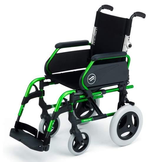 Folding cadeira de rodas Breezy 300P pequenas rodas