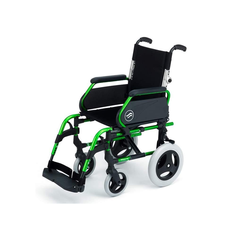 Pliantes fauteuil roulant Breezy 300 petites roues