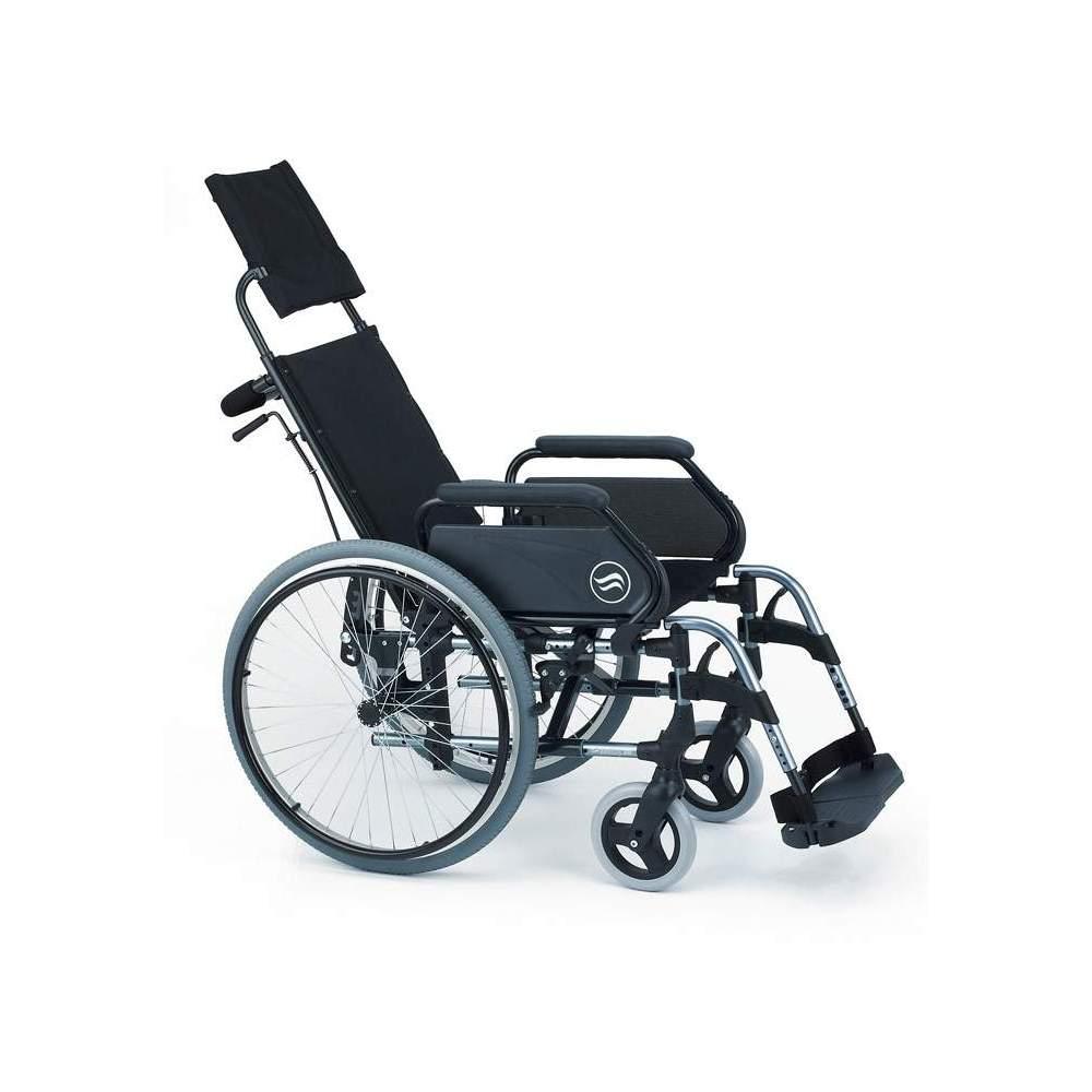 Breezy 300r silla de ruedas de aluminio plegable for Silla de ruedas