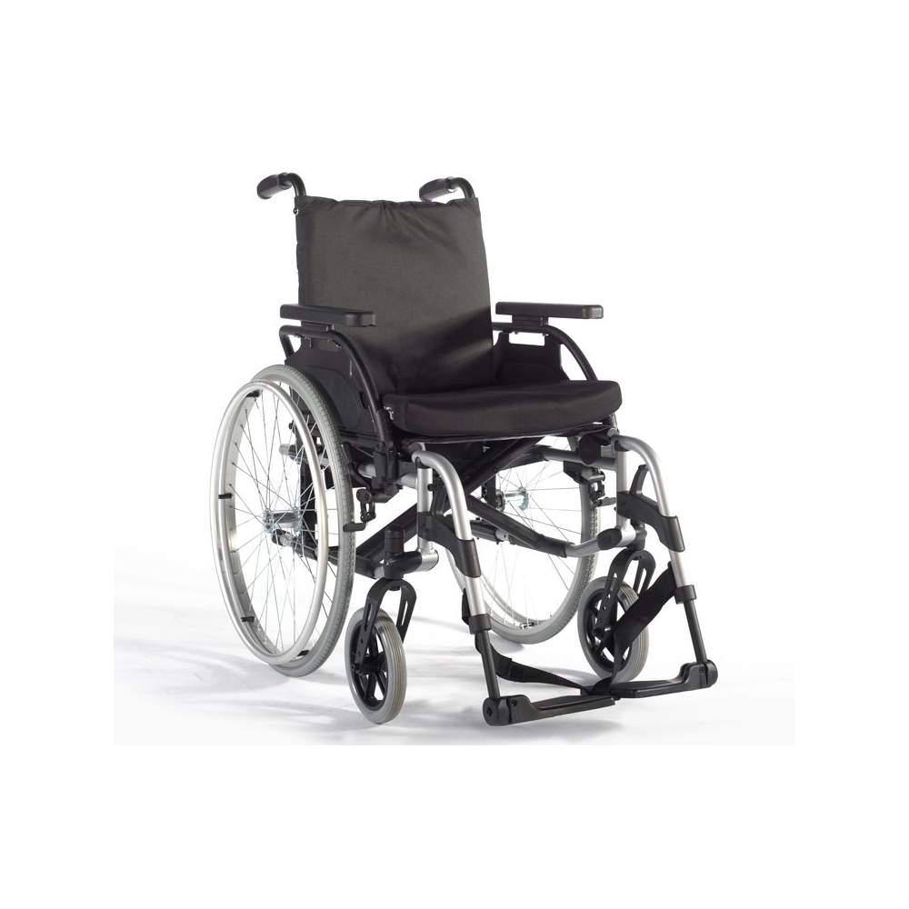 Basix 2 Folding sedia a rotelle
