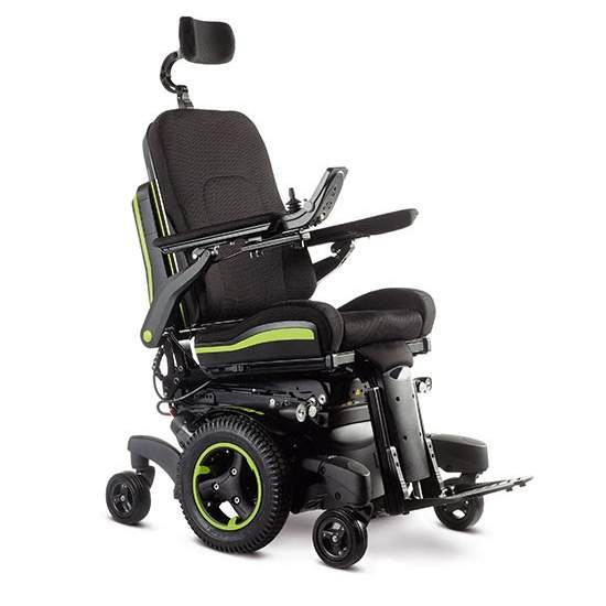 Ergo chair Jive M2 Sedeo -  Electric wheelchair. Take a seat ... here comes the revolution to the world of electric wheelchairs!