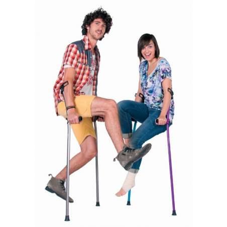 Ergonomic Colors Crutch