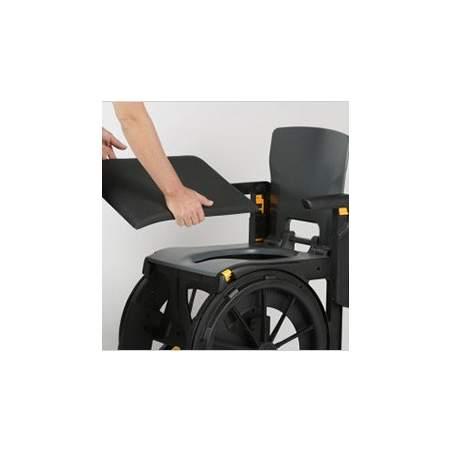Silla de ducha Wheelable - Seatara
