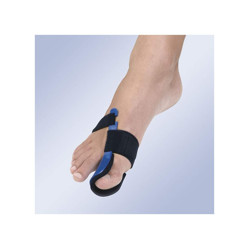 Hallux valgus NUIT DE CORRECTION EN THERMOPLASTIQUE HV-33